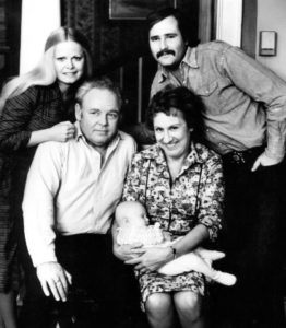 All in the Family cast 1976